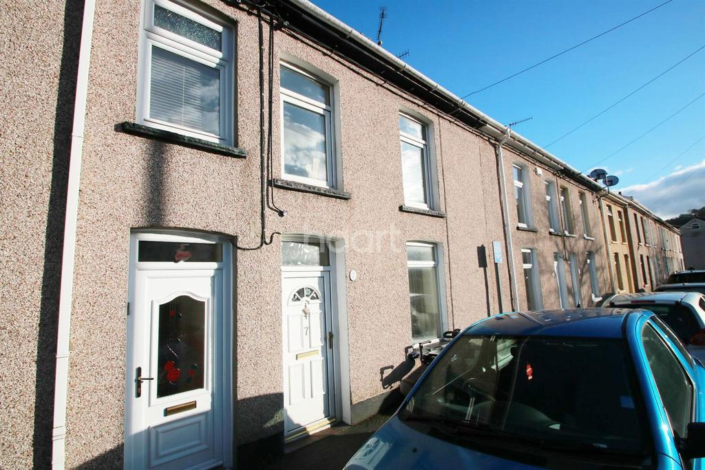 3 Bedrooms Terraced House for sale in Graig View, Risca, NP11