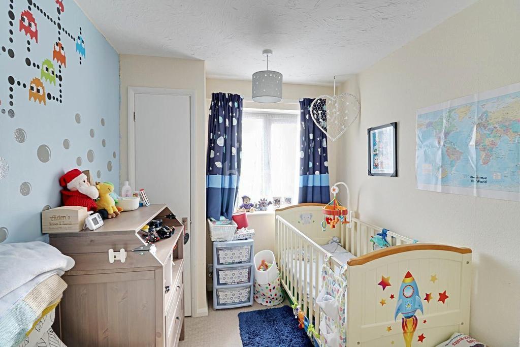 3 Bedrooms Terraced House for sale in Marlin Road, LU4