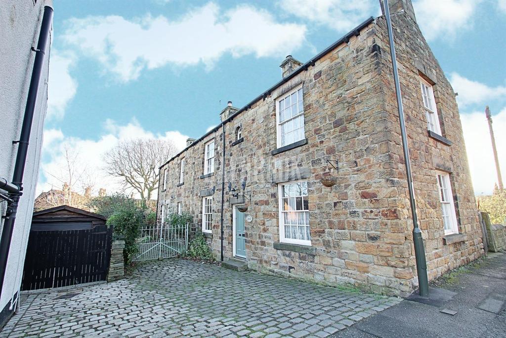 4 Bedrooms Cottage House for sale in Southgate, Eckington