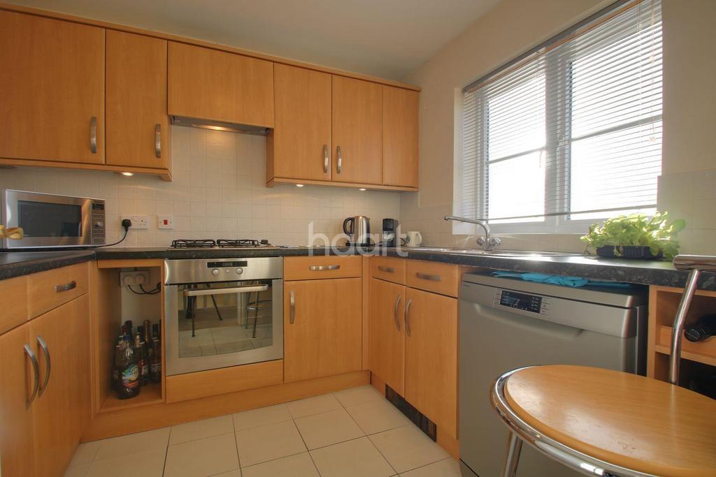 3 Bedrooms Terraced House for sale in Hadrians Road, Bracebridge Heath