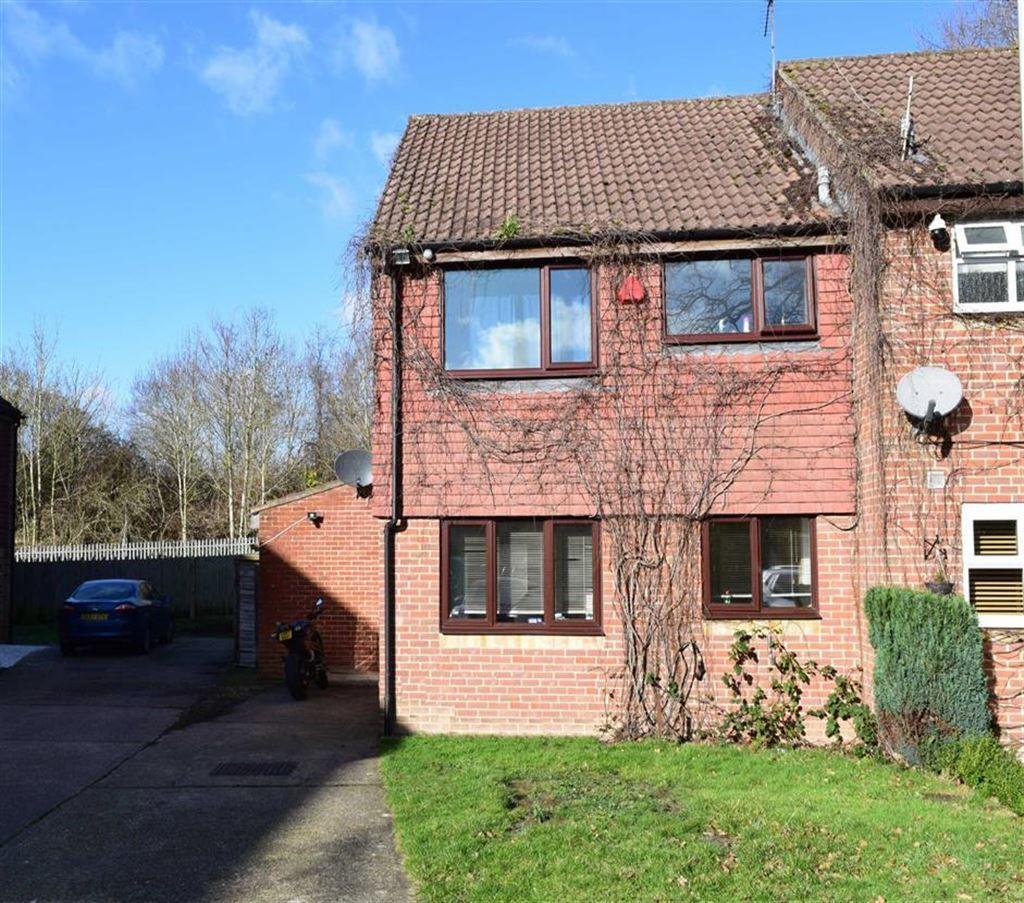 2 Bedrooms Semi Detached House for sale in Watercress Close, Sevenoaks, TN14