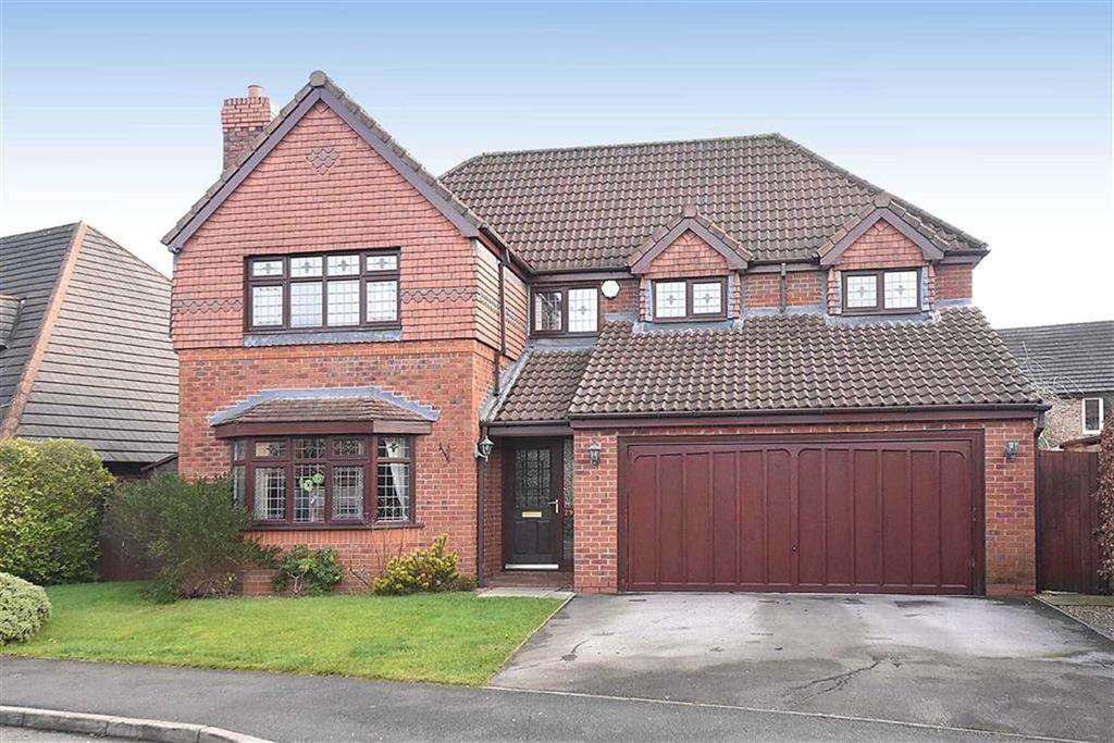 4 Bedrooms Detached House for sale in Monarch Drive, Kingsmead