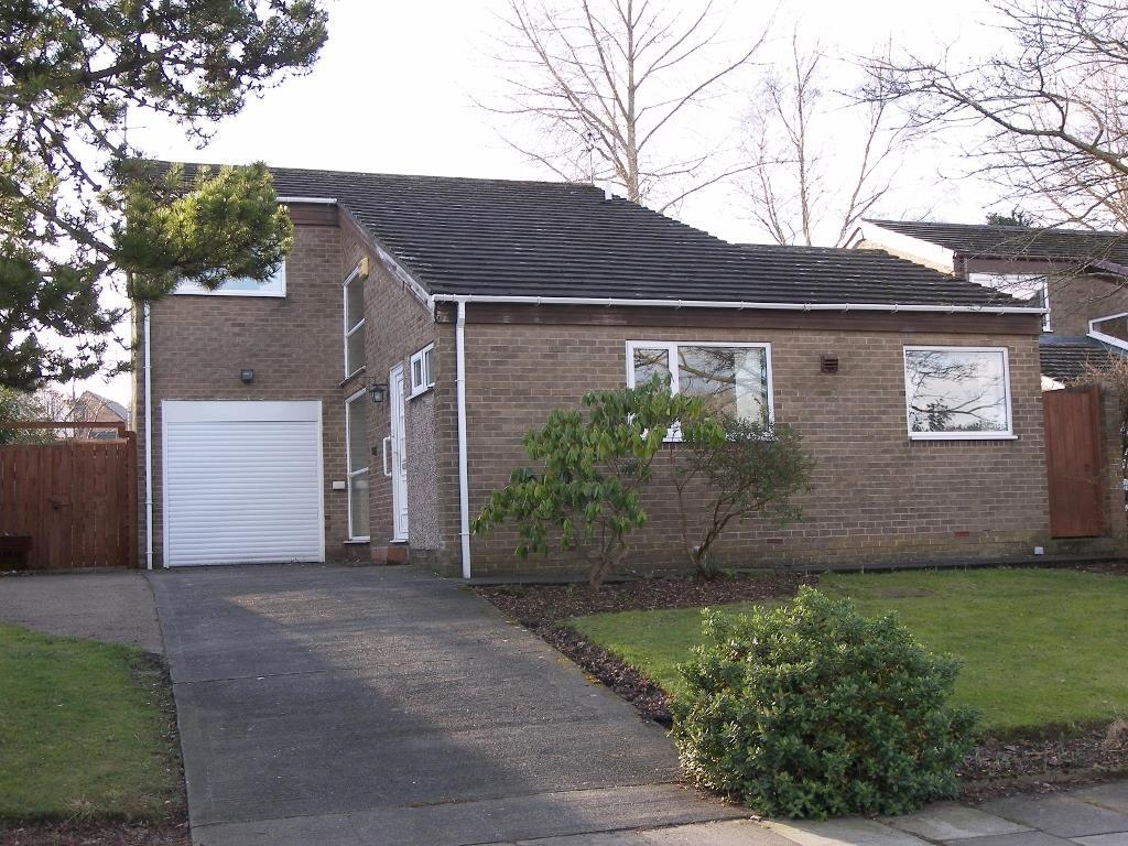 4 Bedrooms Detached House for sale in Rectory Dene, Morpeth