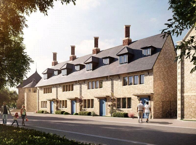 3 Bedrooms Terraced House for sale in Plot 13, Duchy Field, Station Road, Bletchingdon, Oxfordshire, OX5
