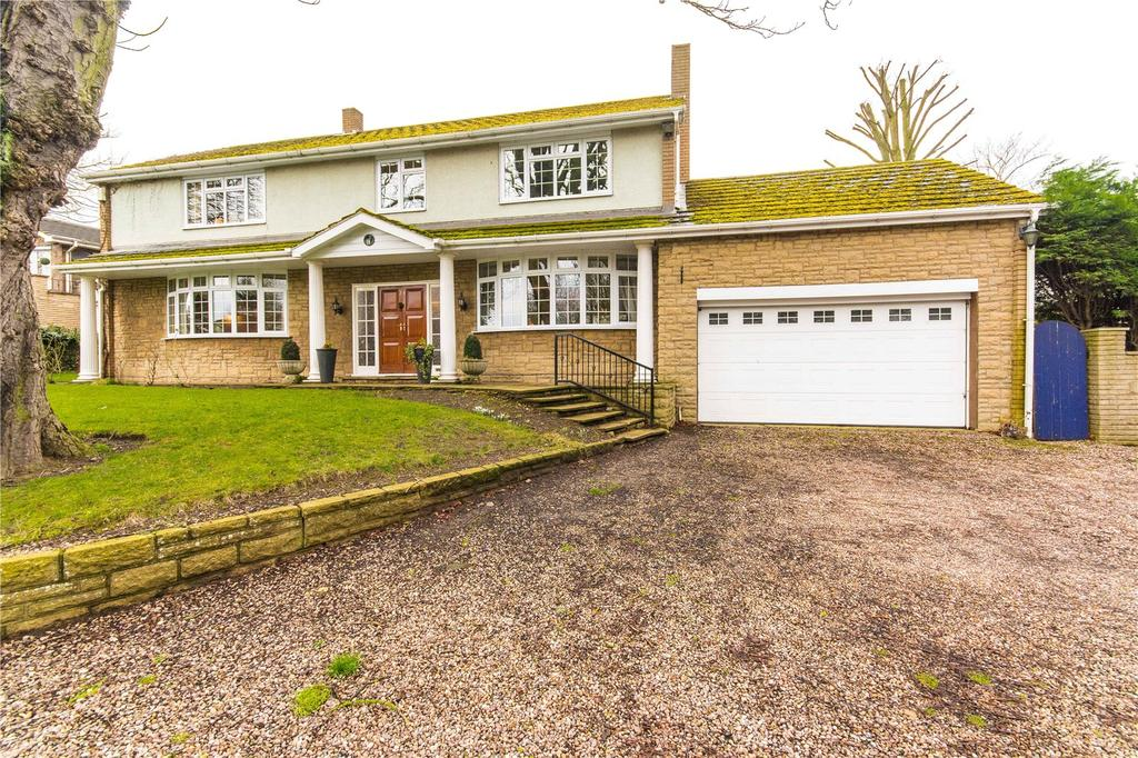 4 Bedrooms Detached House for sale in Holme Lane, Bottesford, Scunthorpe, North Lincolnshire, DN16