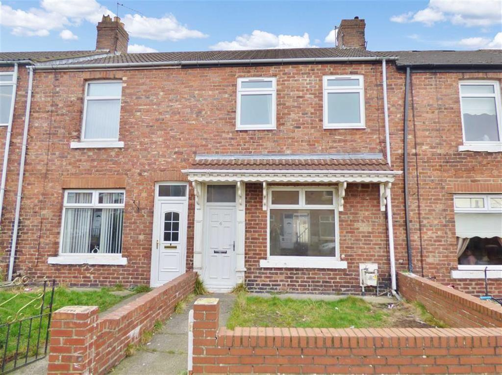 3 Bedrooms Terraced House for sale in Albion Avenue, Shildon