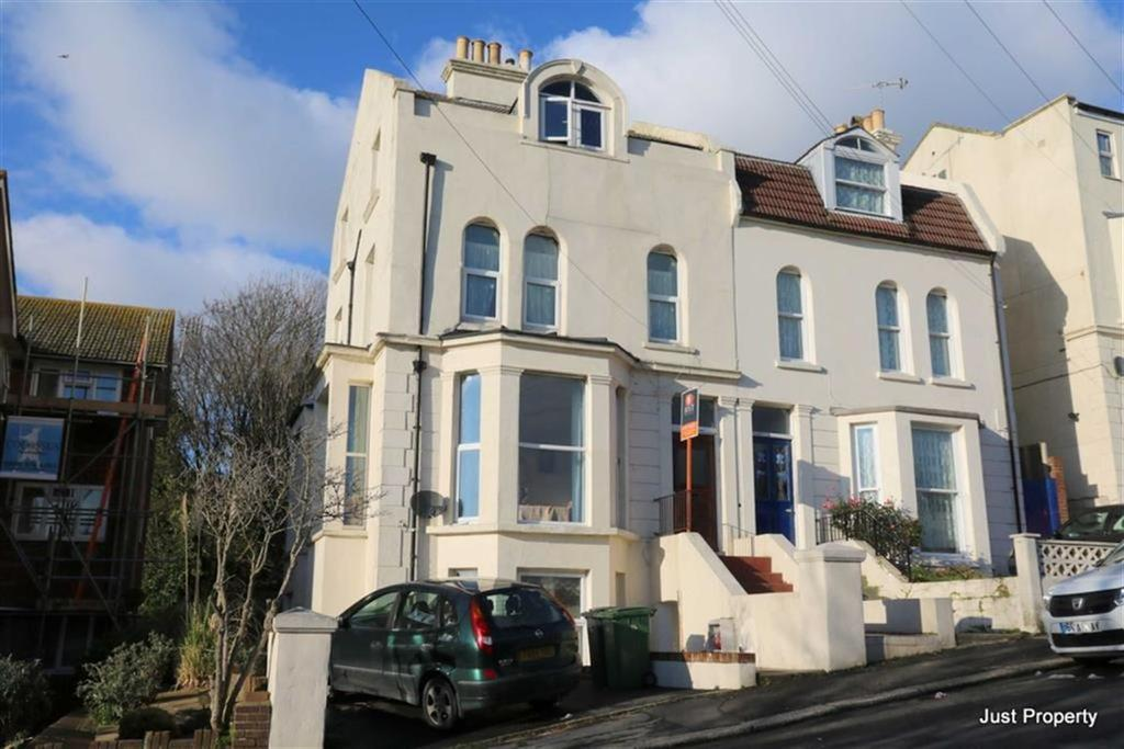 7 Bedrooms Semi Detached House for sale in Ashburnham Road, Hastings