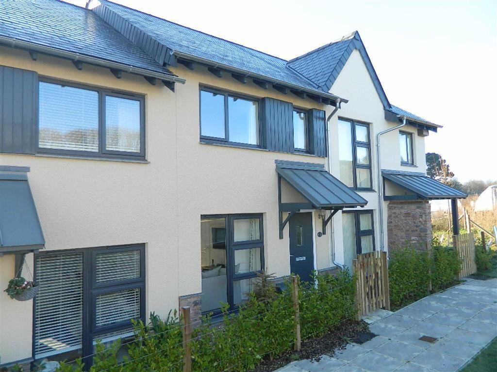 2 Bedrooms Semi Detached House for sale in Limberland Avenue, Dartington, Devon, TQ9