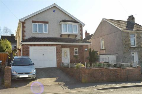 3 bedroom detached house for sale - Victoria Road, Waunarlwydd, Swansea