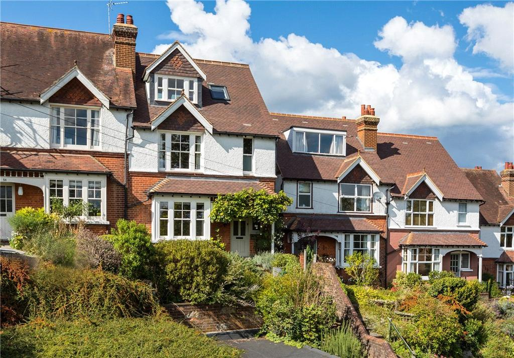 4 Bedrooms Semi Detached House for sale in The Mount, Guildford, Surrey, GU2