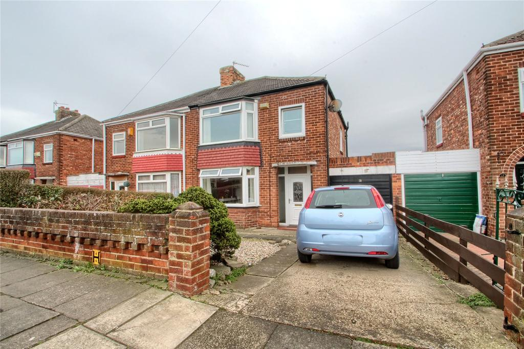 3 Bedrooms Semi Detached House for sale in Clarendon Road, Thornaby