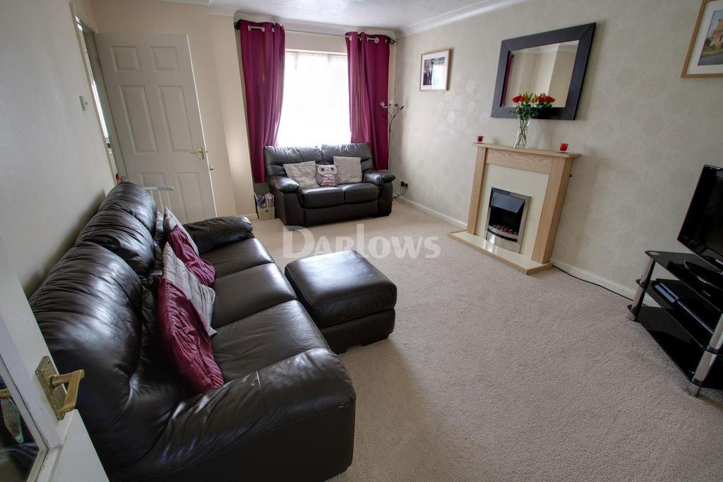 3 Bedrooms Semi Detached House for sale in Aston Place, St Mellons, Cardiff