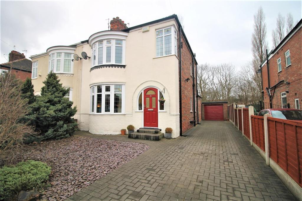 3 Bedrooms Semi Detached House for sale in Oulston Road, Stockton-On-Tees