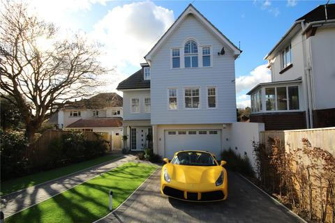 4 bedroom detached house for sale - Harbour View Road, Ashley Cross, Parkstone, Poole, BH14