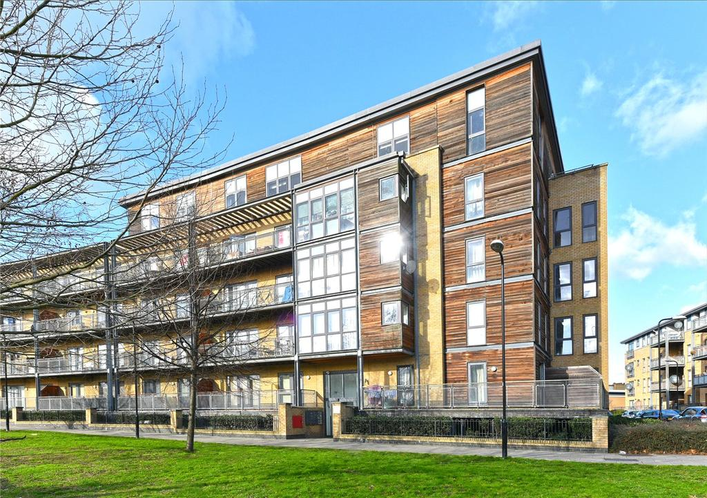 1 Bedroom Flat for sale in Aster Court, Woodmill Road, London, E5