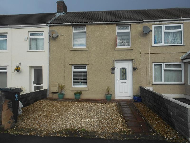 2 Bedrooms Terraced House for sale in Dynevor Place, Skewen, Neath, Neath Port Talbot.