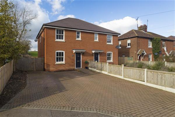 3 Bedrooms Semi Detached House for sale in The Street, Adisham