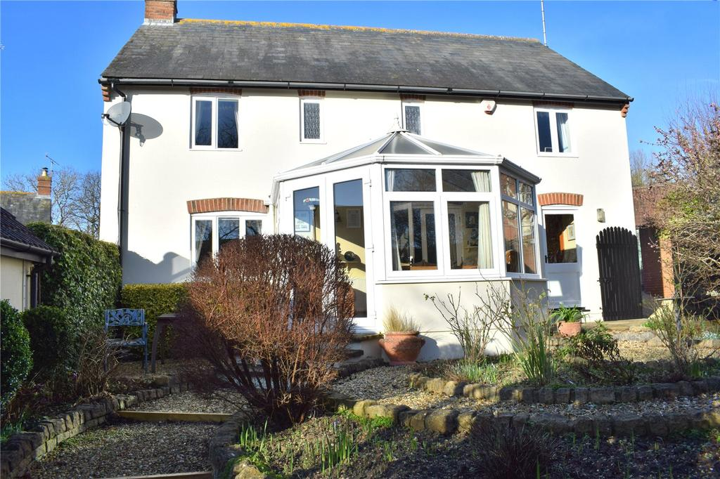 4 Bedrooms Detached House for sale in Howarth Close, Burton Bradstock, Bridport, Dorset