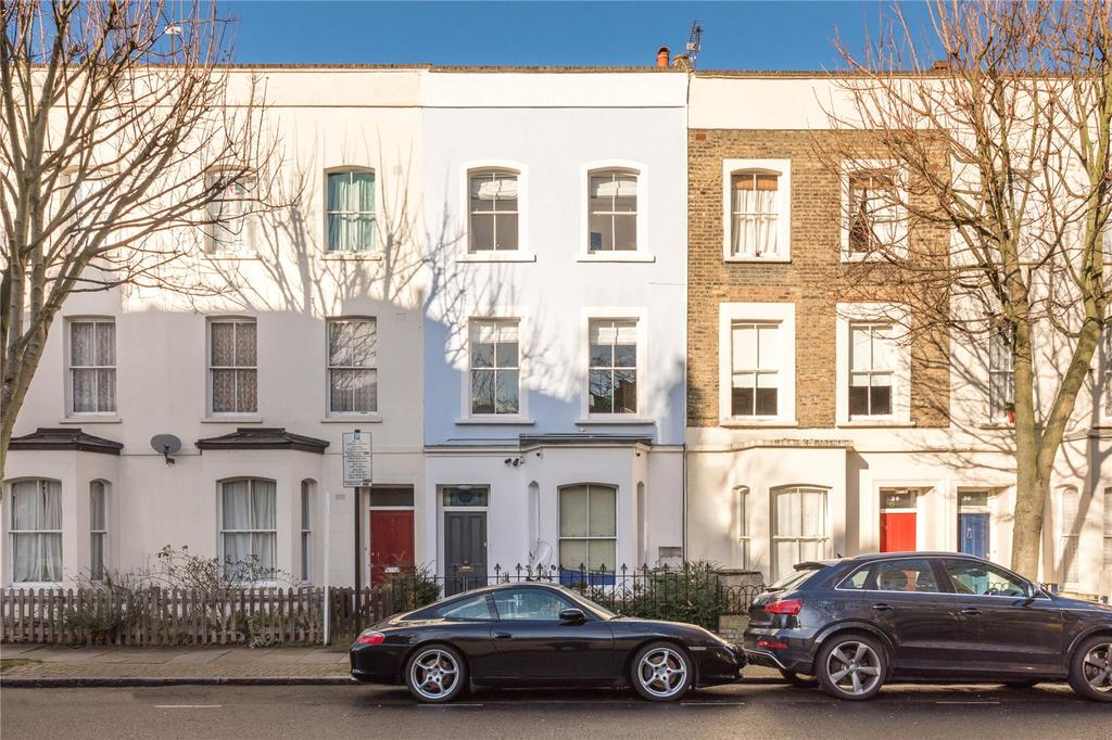 4 Bedrooms Flat for sale in Lowman Road, Holloway, London