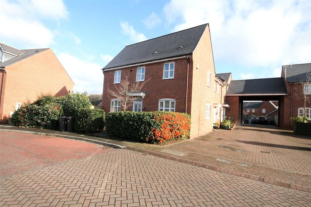 3 Bedrooms End Of Terrace House for sale in Golden Hill, Weston, Crewe, Cheshire, CW2