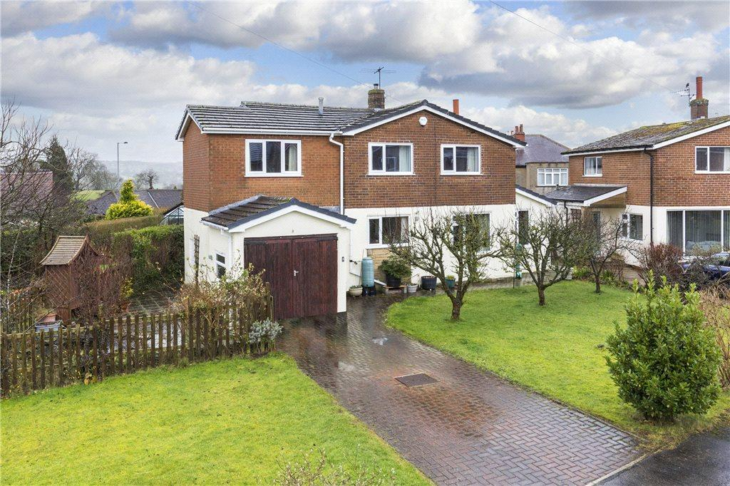 4 Bedrooms Detached House for sale in Endor Grove, Burley in Wharfedale, Ilkley, West Yorkshire