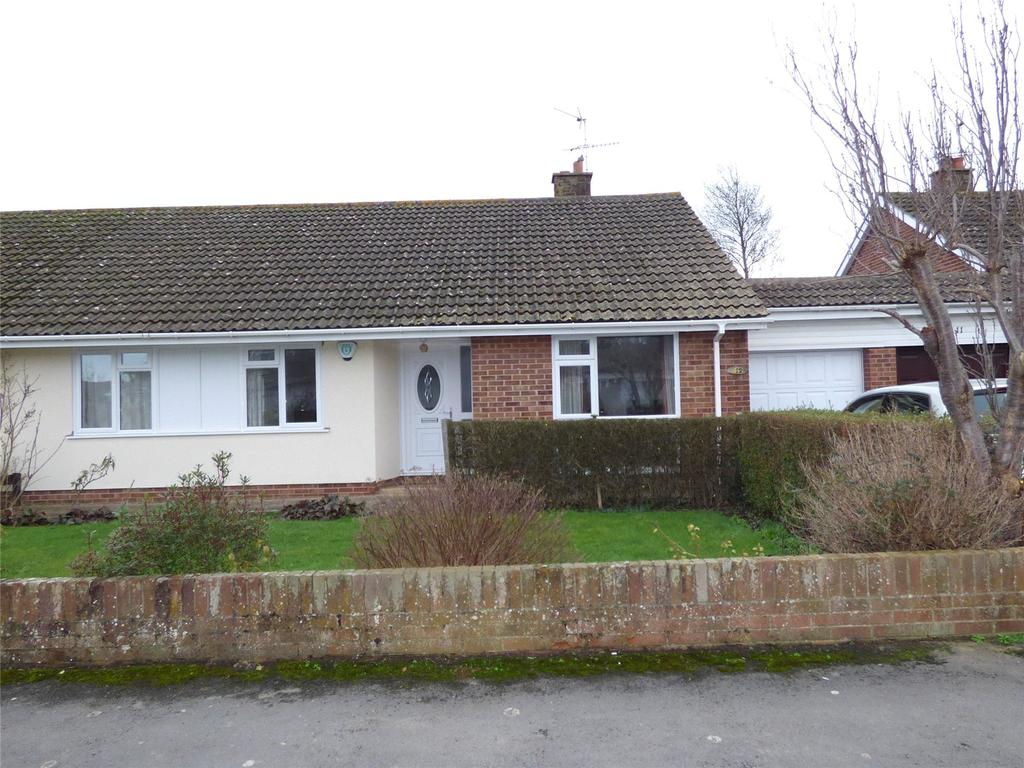 3 Bedrooms Semi Detached Bungalow for sale in Long Lakes, Williton, Taunton, Somerset, TA4