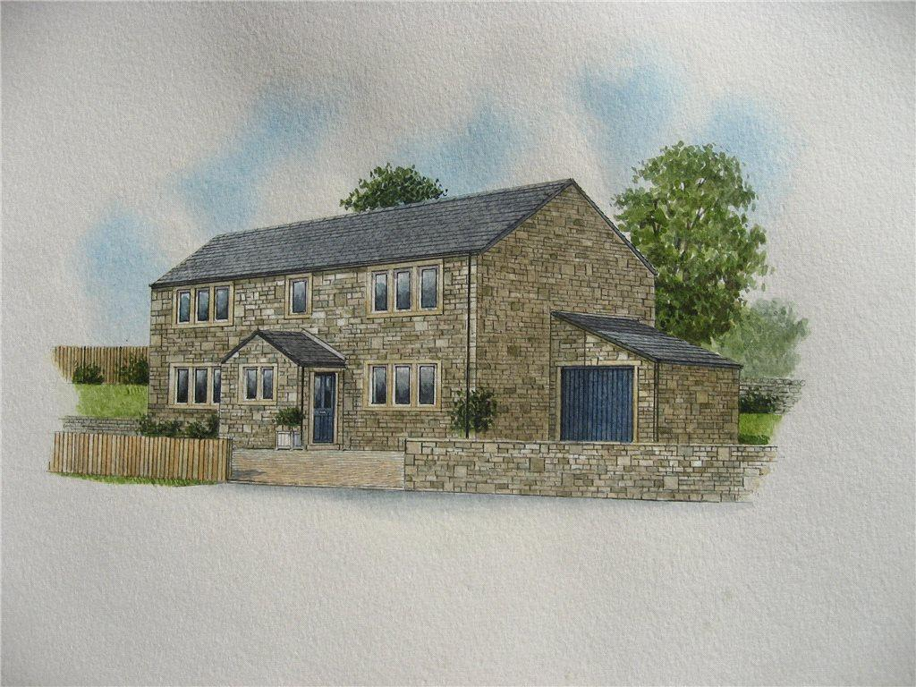 4 Bedrooms Detached House for sale in Moorfield Drive, Oakworth, Keighley, West Yorkshire