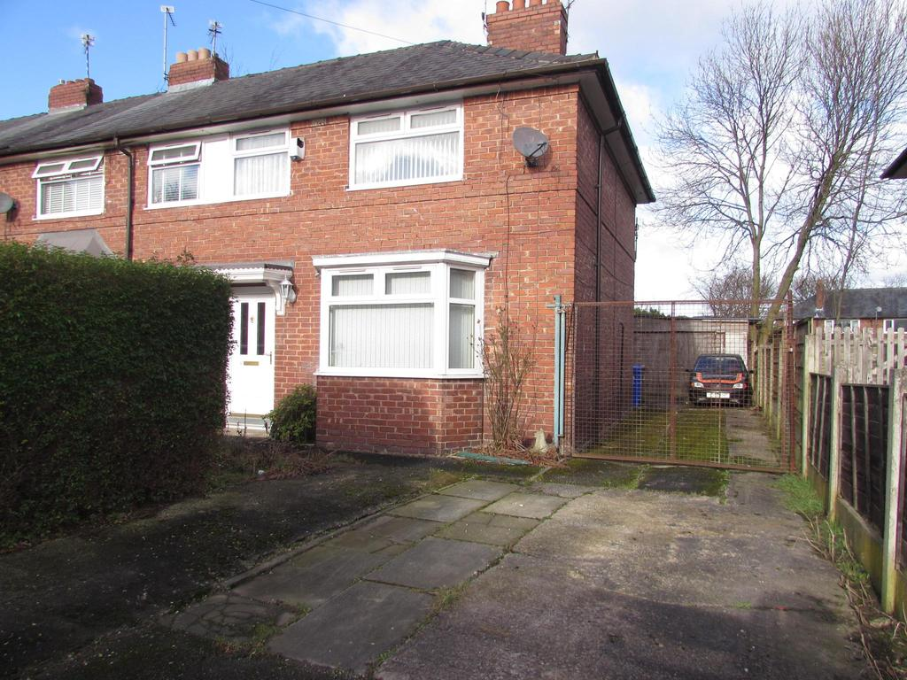 3 Bedrooms End Of Terrace House for sale in Broadoak Avenue, Manchester, M22