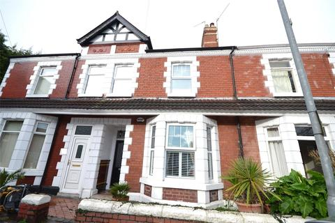 3 bedroom terraced house for sale - Turberville Place, Pontcanna, Cardiff, CF11