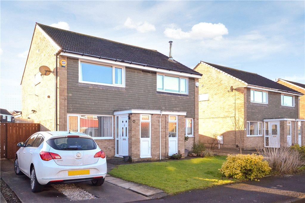 2 Bedrooms Semi Detached House for sale in Angrove Close, Yarm, Stockton-On-Tees