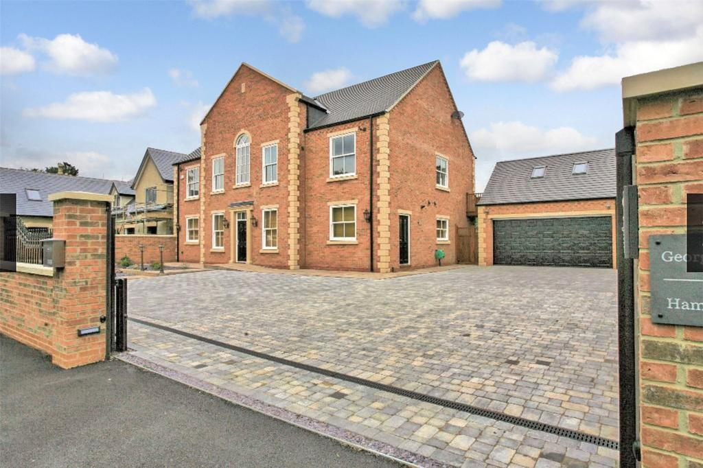 6 Bedrooms Detached House for sale in Hamilton Place, Melton Mowbray, Leicestershire