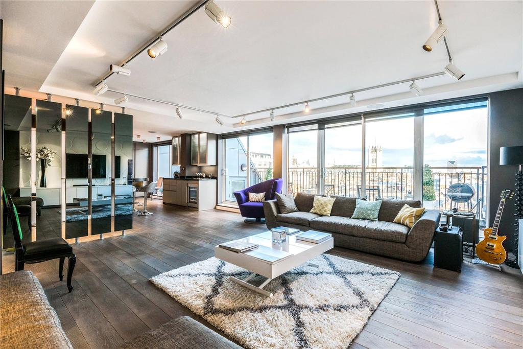 3 Bedrooms Flat for sale in Artillery Mansions, Victoria Street, Westminster, London, SW1H