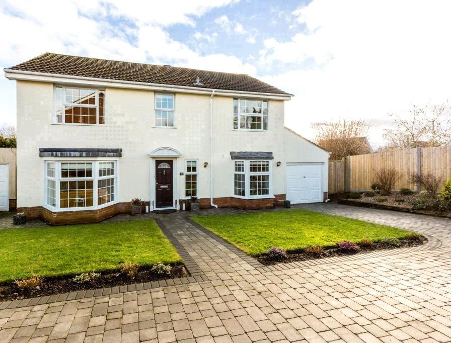4 Bedrooms Detached House for sale in Ridgeway, Wargrave, Reading, RG10