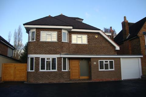 5 bedroom detached house to rent - Manor Road, Solihull, B91 2BL