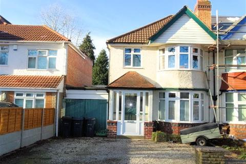 3 bedroom semi-detached house for sale - Littleover Avenue, Birmingham, B28 9HR