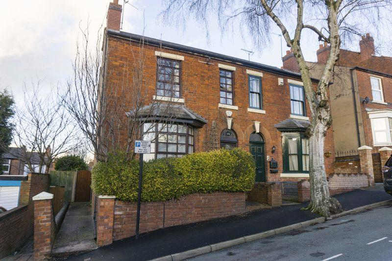 3 Bedrooms Semi Detached House for sale in Walhouse Road, Walsall