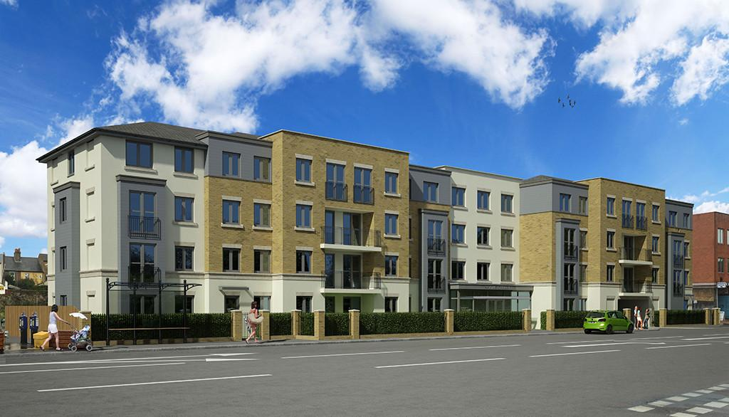 2 Bedrooms Apartment Flat for sale in King Street, Maidstone