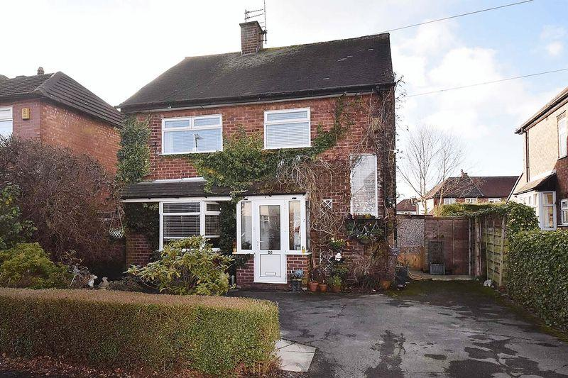 3 Bedrooms Detached House for sale in Tabley Grove, Knutsford