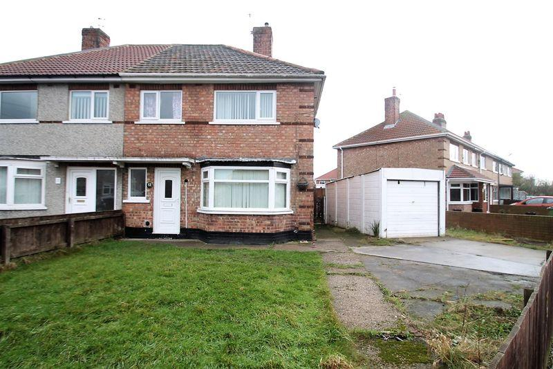 3 Bedrooms Semi Detached House for sale in Ochil Terrace, Billingham