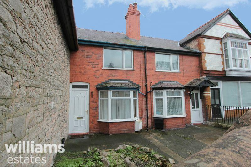 2 Bedrooms Semi Detached House for sale in Henllan Place, Denbigh
