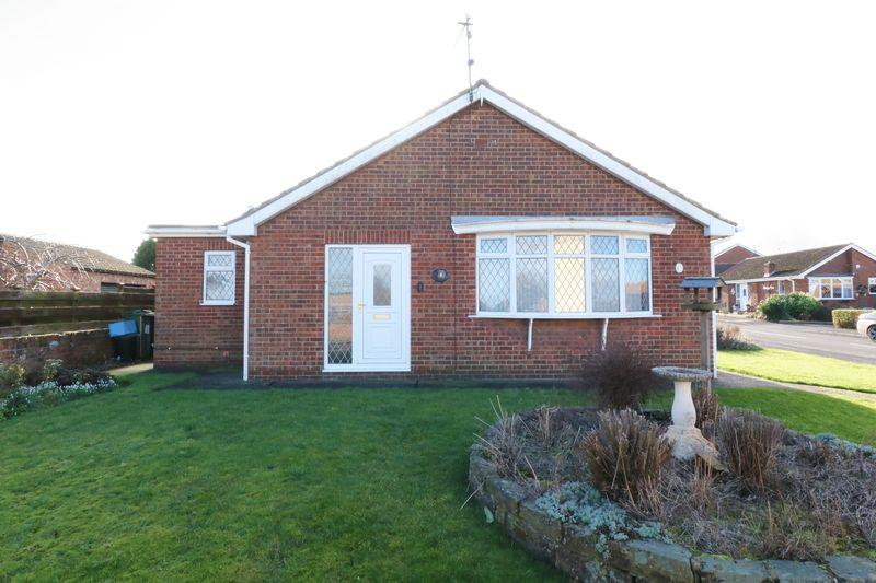 3 Bedrooms Detached Bungalow for sale in Norman Close, Barton-Upon-Humber