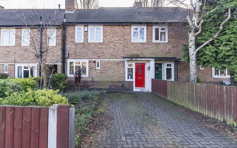 2 Bedrooms Terraced House for sale in WINCHESTER CRESCENT, CHADDESDEN