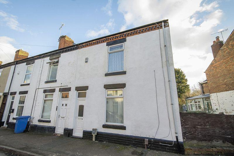 2 Bedrooms End Of Terrace House for sale in Chambers Street, Derby