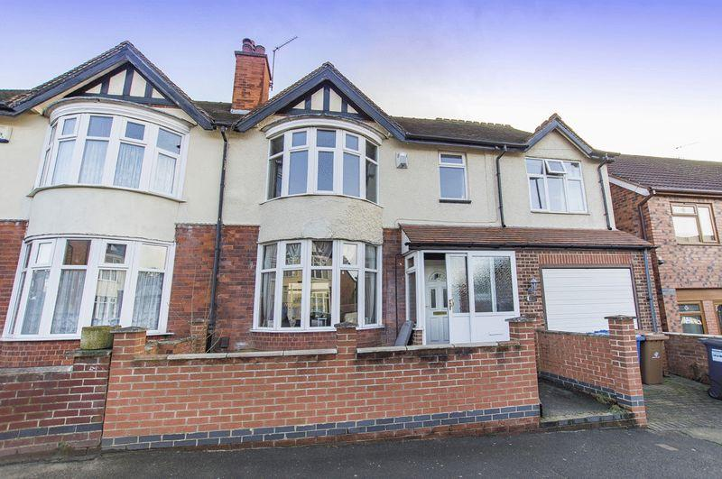 4 Bedrooms Semi Detached House for sale in GRANGE AVENUE, LITTLEOVER