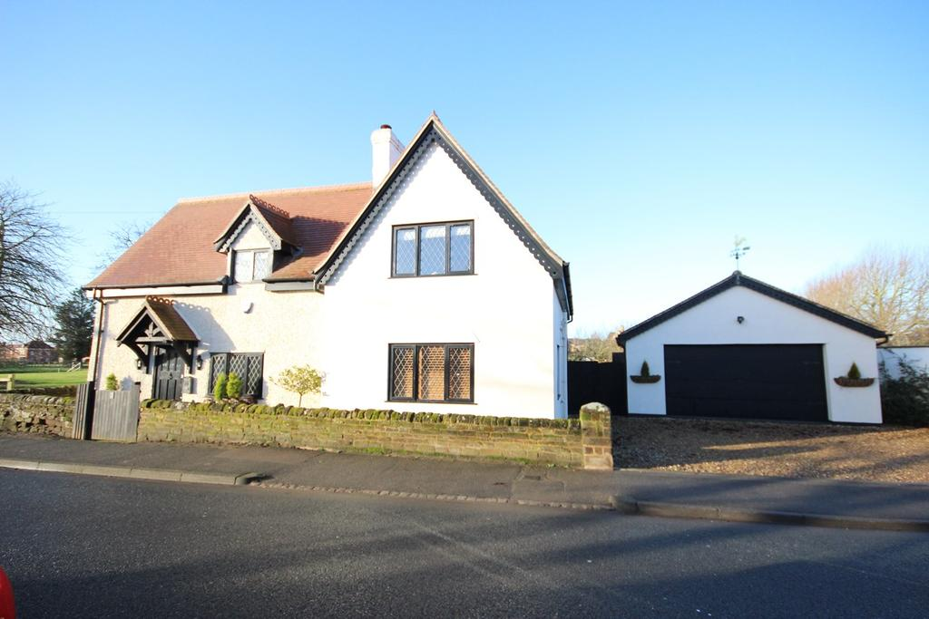 4 Bedrooms Detached House for sale in High Street, Silsoe, MK45