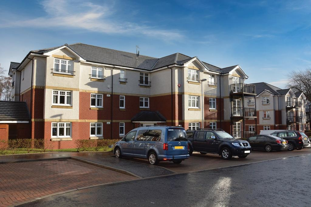 2 Bedrooms Flat for sale in Capelrig Gardens, Newton Mearns, Glasgow, G77