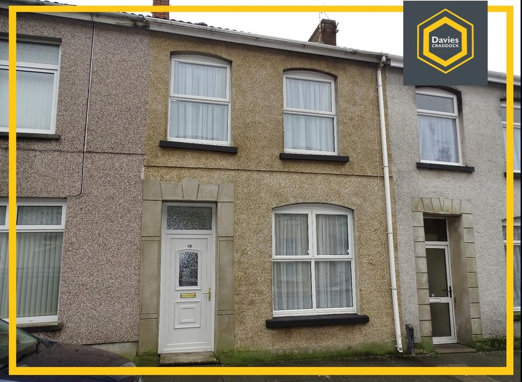 3 Bedrooms Terraced House for sale in Nevill Street, LLANELLI, SA15