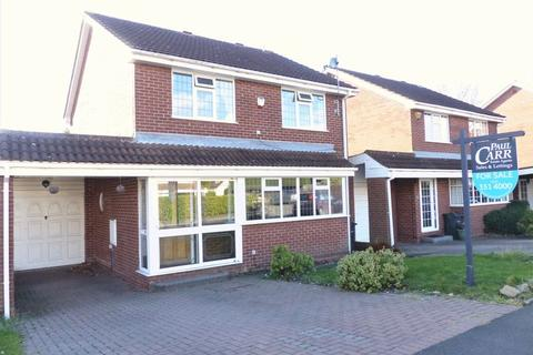 4 bedroom detached house for sale - Ashfern Drive, Sutton Coldfield