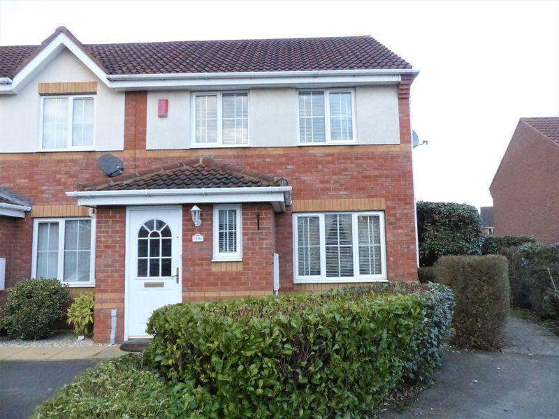 2 Bedrooms Terraced House for sale in New Shipton Close, Sutton Coldfield