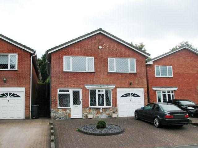 3 Bedrooms Detached House for sale in Milcote Drive, Sutton Coldfield